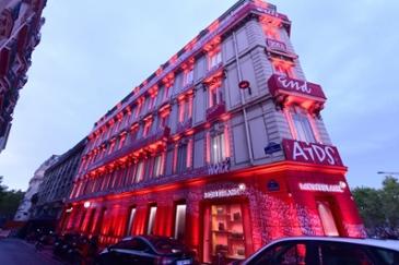 몽블랑, 파리에서 RED 컬렉션 글로벌 론칭 행사 진행