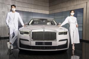 롤스로이스 신형 고스트 아시아 최초 한국 출시, 시작가 4억 7100만원