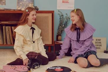 로라로라, 19 윈터컬렉션 '로라로라 레코즈-VINYL COLLECTOR' 공개