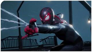 필구다! 스파이더맨 마일즈 모랄레스  최초 공개 게임 플레이 (한글 자막)