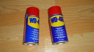자전거 청결 유지 필수품, WD-40