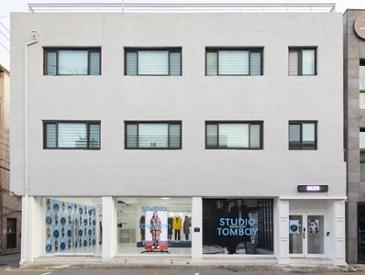 스튜디오 톰보이, 맨즈라인 론칭…성수동에 팝업스토어 오픈