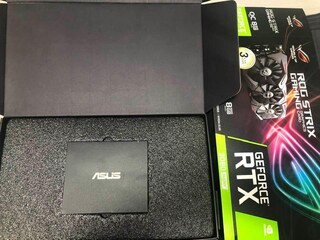 ASUS ROG STRIX 지포스 RTX 2060 SUPER O8G GAMING D6 8GB 를 구매하다!