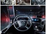 코치 박스에서 최첨단 콕핏으로: 메르세데스-벤츠 트럭, 60여년 혁신을 거듭해온 트럭 운전 공간의 변화