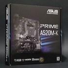 라이젠 PC를 보다 저렴하고 안전하게, ASUS 프라임 A520M-K 메인보드