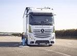 메르세데스 벤츠 트럭, 두 가지 새로운 안전 기술 개발