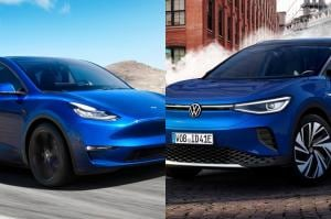 공수 전환 #16 모델 Y vs ID.4 보급형 순수전기 SUV 글로벌 맞대결