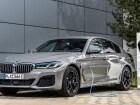 BMW, 5시리즈 부분변경 모델에 PHEV 라인업 확대