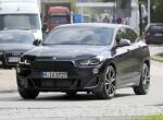[스파이샷] BMW X2 F/L