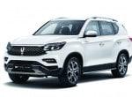 쌍용자동차, 9월 내수, 수출 포함 총 9,834대 판매