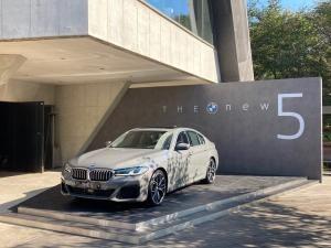 후진은 처음이야, BMW 뉴 5시리즈 E 클래스에 없는 첨단 사양 눈길