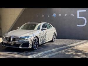 [리뷰] BMW 5시리즈 부분변경, 왔던 길 그대로 자동 후진