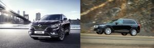 중ㆍ대형 SUV 중고차 가격 상승세...차박 인기에 QM6ㆍXC90 급상승