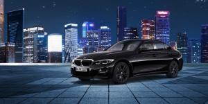 100대 한정 판매되는 BMW 3시리즈 블랙 수트, 주요 특징은?