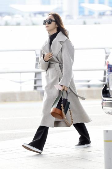 패션 아이콘 제시카의 가을 스타일링