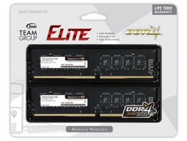 팀그룹 DDR4 엘리트 시리즈 기본 3200Mhz대응 모델 출시