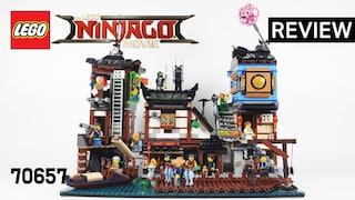 레고 닌자고무비 70657 닌자고 시티 항구(NINJAGO City Docks)  리뷰_Review_레고매니아_LEGO Mania