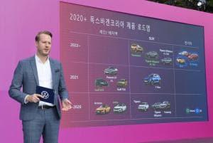 폭스바겐, 2021년까지 7개 핵심 라인업 국내 출시, 2300만원 제타 공개