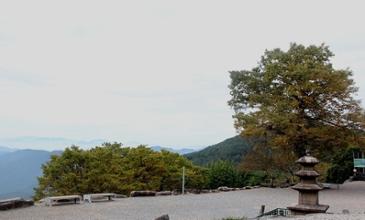 가을이 내리는 풍경