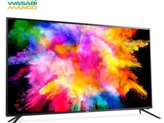 와사비망고 'ZEN UN550 UHDTV Palette' 5천대 판매 기념 특가 행사