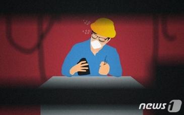 '추락해 사지마비 근로자 방치하고 점심'…건설사 이사 1심 집유