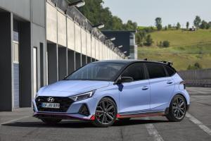 i20 WRC 랠리카에서 영감 얻은 현대차 신형 i20 N 완전 공개