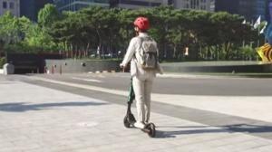 자전거ㆍ이륜차ㆍ전동 킥보드까지 뒤섞인 보도, 보행자 안전은?