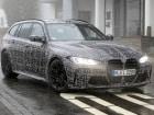 [스파이샷] BMW M3 투어링