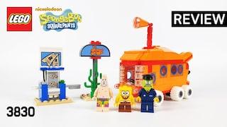 레고 스폰지밥 3830 비키니 바텀 익스프레스(LEGO SpongeBob The Bikini Bottom Express)  리뷰_Review_레고매니아_LEGO Mania