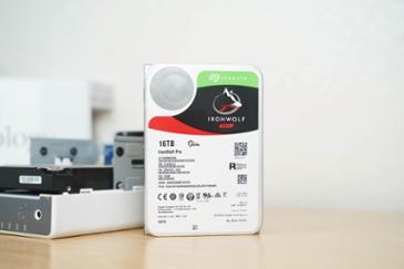 NAS용 HDD(하드) 추천 IronWolf Pro 16TB