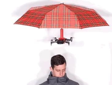 신개념 우산