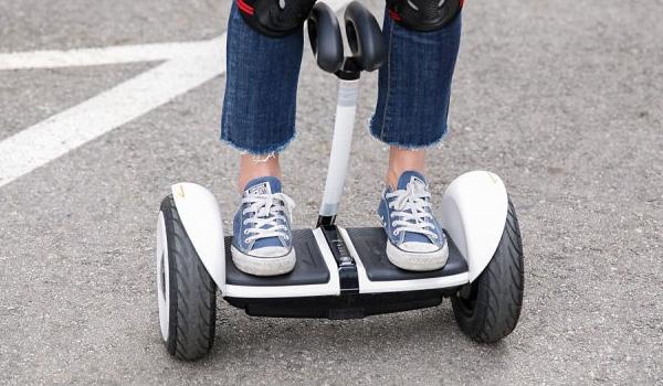 초보자 위한 전동휠, 세그웨이