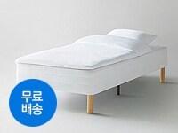 [10/22야하다특가] 한샘 슬리핑코드 일체형 침대 21만원대 특가!