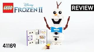 레고 겨울왕국2 41169 올라프(Frozen2 Olaf)  리뷰_Review_레고매니아_LEGO Mania