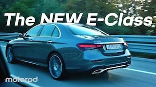 메르세데스 벤츠 신형 E클래스 E 220d / E350 4매틱 AMG 라인 리뷰