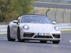 [스파이샷] 포르쉐 911 GTS 카브리오