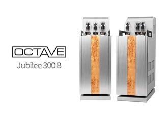 [리뷰] 300B 3발이 B&W 800 D3를 울리는 장관 Octave Jubilee 300B Mono Power Amp
