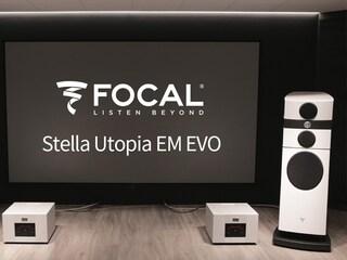[리뷰] 스피커 제조의 백과사전 Focal Stella Utopia EM EVO