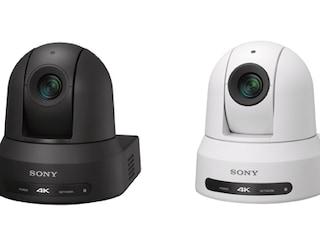 소니코리아, 차세대 IP 기반의 4K PTZ 카메라 3종 출시