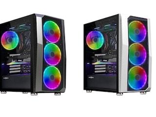 한미마이크로닉스, 140mm aRGB 팬 구성 미들타워 PC 케이스 '마스터 Z4' 출시