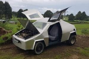 단돈 38만원, 테슬라보다 먼저 팔기 시작한 홈메이드 사이버트럭