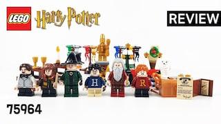 레고 75964 해리포터 크리스마스 캘린더(Harry Potter Advent Calendar)  리뷰_Review_레고매니아_LEGO Mania