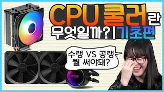 CPU 쿨러, 꼭 써야되나요? | CPU쿨러란 무엇일까? 기초편[브로리퀘스트]
