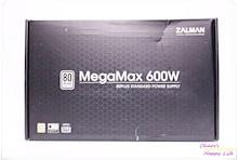 ?컴퓨터파워추천 잘만 MegaMax 600W 80PLUS STANDARD 파워