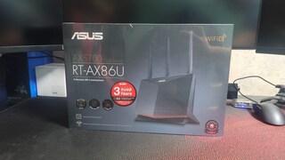 ASUS RX-AX86U 공유기 간단 사용기