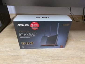 asus rt-ax86u 구매기