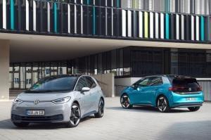 [EV 트렌드] 폭스바겐 ID.3, 르노 조에 제치고 유럽 전기차 판매 1위