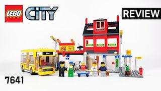 레고 시티 7641 시티 코너(LEGO City Corner)  리뷰_Review_레고매니아_LEGO Mania