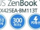 ★13만원할인▼12월7일순차발송예정★인기모델 인텔11세대가 탑재된 젠북14 UX425EA-BM113T 윈도우10탑재/12월7일 순차발송예정