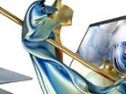 [14인치 젠북 갓성비로 나타났다!] ASUS 젠북 UX425EA-BM207 최신 인텔 11세대 타이거레이크 CPU 탑재!